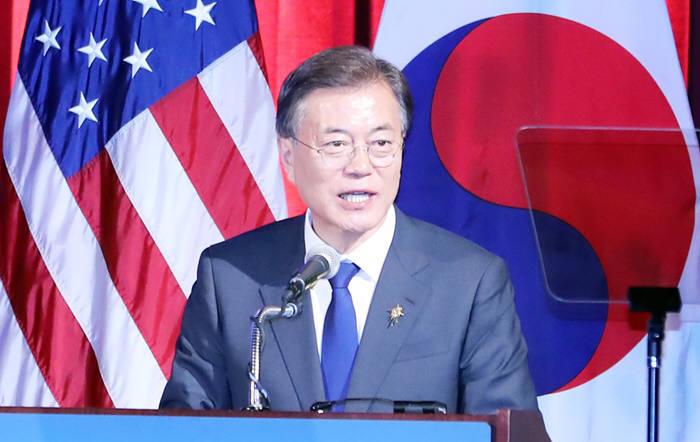 [한·미 정상회담 결산]'한미 FTA 재협상' 숙제 떠안았다