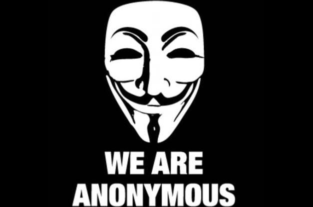 어나니머스, 국내 공공기관 사이트 해킹