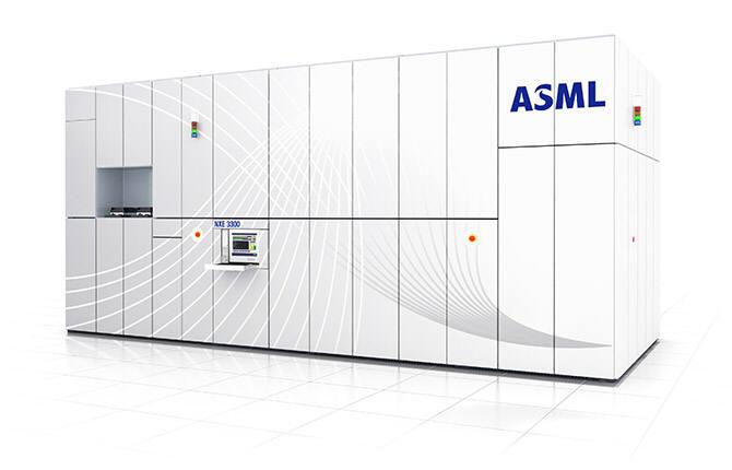 ASML EUV 노광장비 트윈스캔 NXE 시리즈