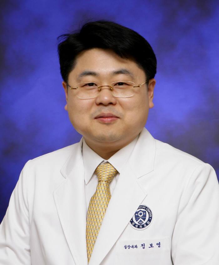정보영 세브란스병원 심장내과 교수