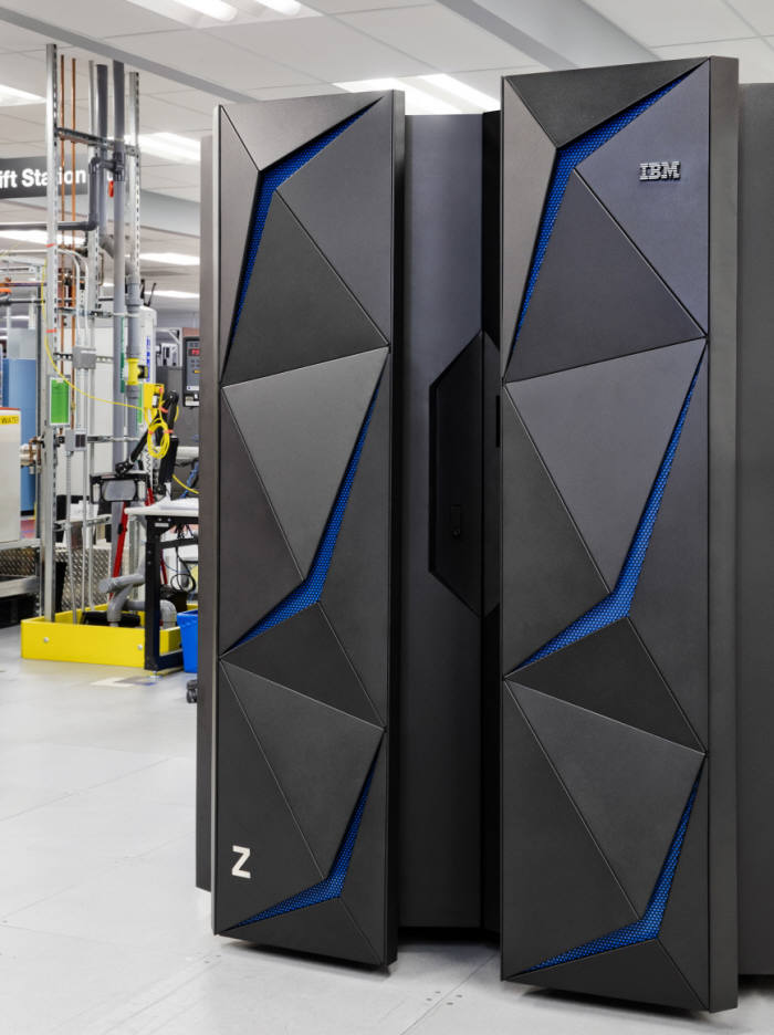 IBM, 차세대 메인프레임 제품군 'IBM Z' 발표