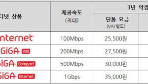 KT스카이라이프, 초고속 인터넷 판매···'위성방송+초고속인터넷' 결합상품도 출시