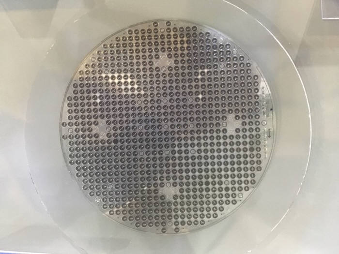 한국광기술원, 웨이퍼 렌즈 대량생산 기술 개발…플라스틱 사출렌즈 대체 기대