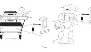 아마존, 배터리 떨어지면 찾아오는 '충전로봇' 특허 등록