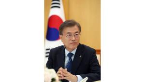 文, 법무·산업·복지 장관과 금융위원장 임명장 수여