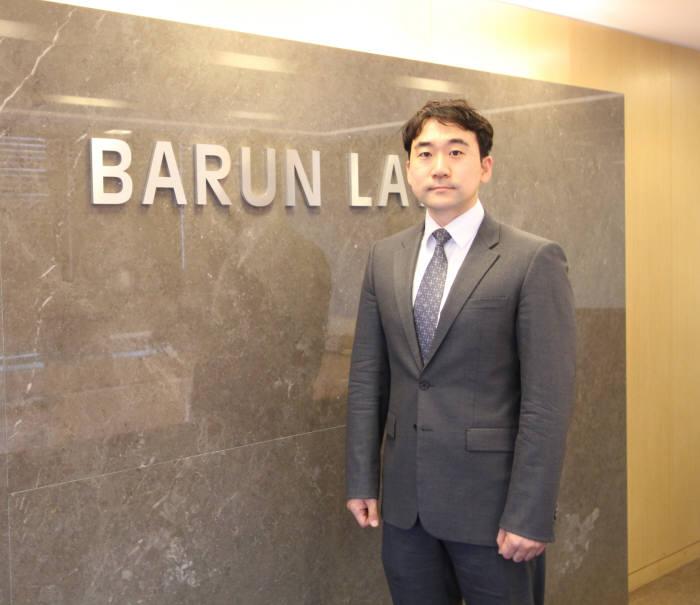 오성환 법무법인 바른 변호사
