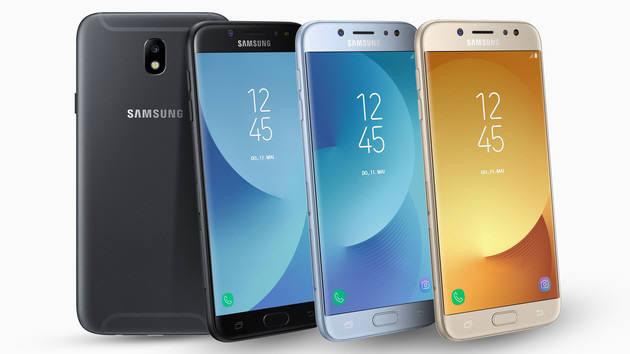 """'갤럭시J3(2017)' 내달 4일 출시… LG유플러스 """"3년만에 삼성전자 전용폰"""""""