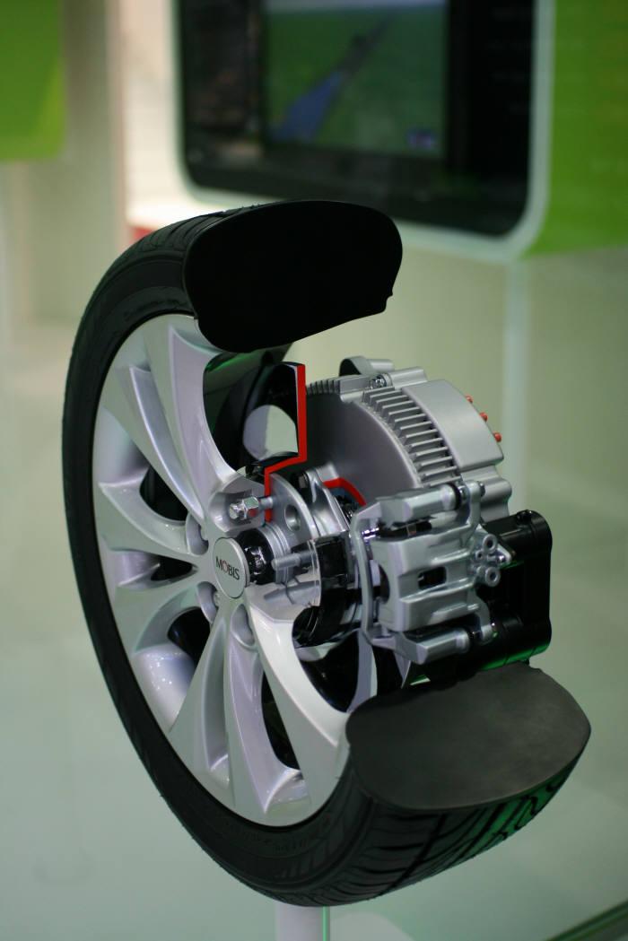 현대모비스, 차량 50만대 분 친환경차 부품 공급