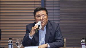 """한상범 LGD 부회장 """"6세대 E5 순항...10.5세대 안정화 기간 축소 기대"""""""