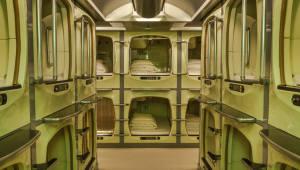 中 공유경제 상품 '수면캡슐' 규제 논란