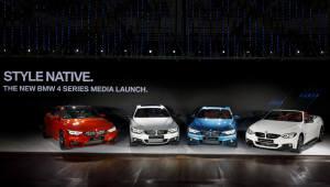 BMW, 얼굴 바꾸고 더 날렵해진 '뉴 4시리즈' 공개…가격은 5800만원부터