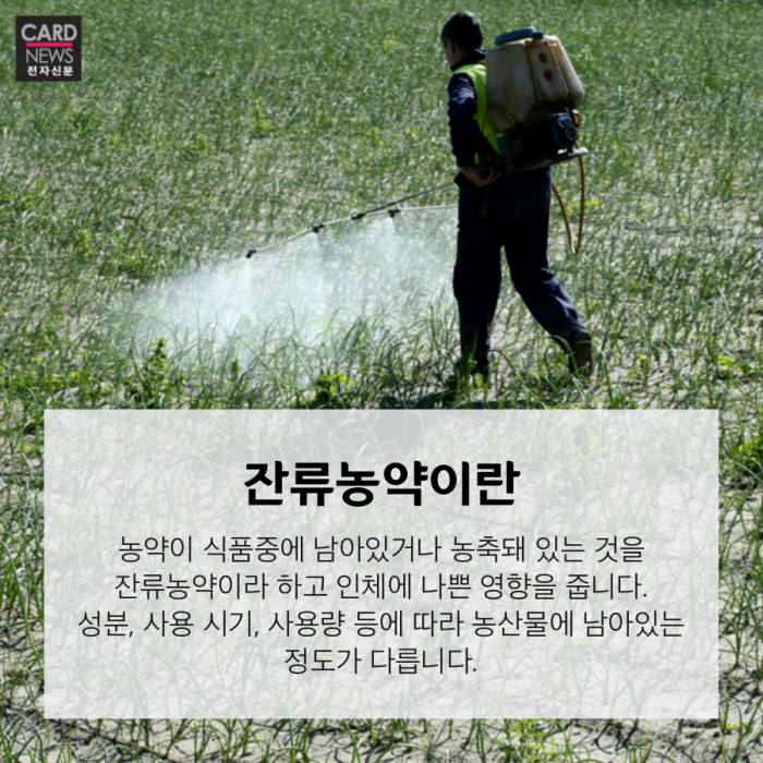[카드뉴스]과일 세척 수돗물 물로 보지마