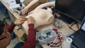 비온시이노베이터, 침술훈련 3D 가상 시뮬레이터 개발