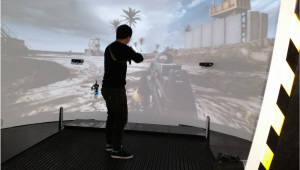 ETRI, 신체 움직임 반영한 VR 훈련시스템 개발...기술 이전해 상용화 추진