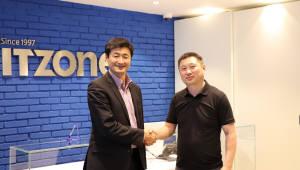 포시에스, 몽골 최대 IT기업과 파트너 계약…오즈 이폼 앞세워 금융권 공략
