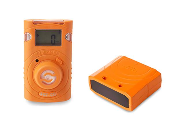 센코의 휴대용 단일가스 검지기(SGT) 제품 (사진=센코)