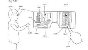 애플, 구글글래스 따라잡기?...AR 스마트안경 특허 출원