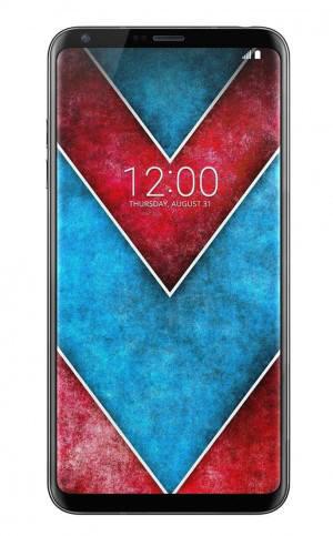 외신을 통해 유출된 LG V30 예상 이미지.