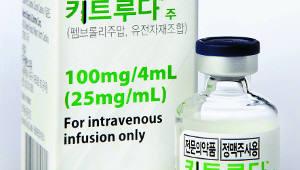 약값 1억 '면역항암제' 키트루다·옵디보, 보험급여 적용
