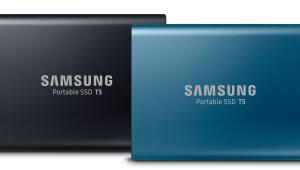 {htmlspecialchars(삼성전자, 64단 3D V낸드 기반 포터블 SSD 'T5' 출시)}