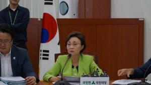 장정숙 의원, 국정교과서 국가재정법 위반했다