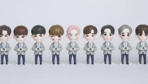 롯데마트, 20개 점포서 '워너원 피규어' 개별 예약판매
