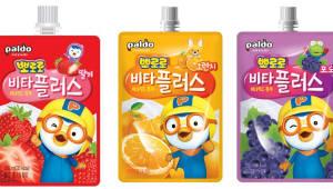 {htmlspecialchars(팔도, 약국에서 만나는 '뽀로로 비타플러스 딸기' 출시)}