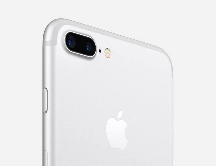 LG이노텍이 공급한 아이폰7플러스 듀얼 카메라(출처: 애플 홈페이지)