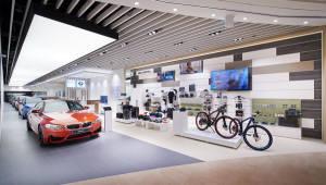 BMW, 스타필드 고양에 'BMW·MINI' 브랜드 전시장 개장