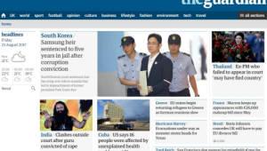 """주요 외신 """"삼성 장기전략 의문"""" 지적"""