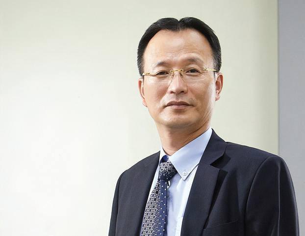 안승욱 티이에스 대표 (사진=전자신문DB)
