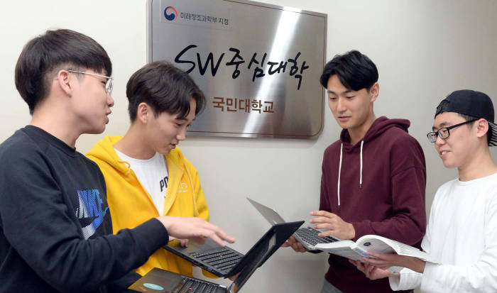 국내 첫 SW특기자 전형 '본격화'…16개 대학 552명 선발