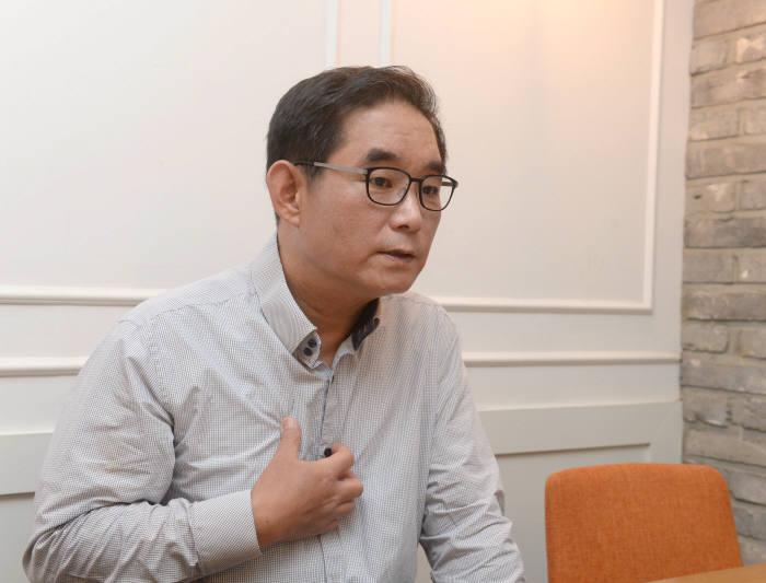 [이현덕이 만난 생각의 리더](107)'국가양자암호인증센터' 신설 제안한 문성욱 KIST 양자정보연구단장