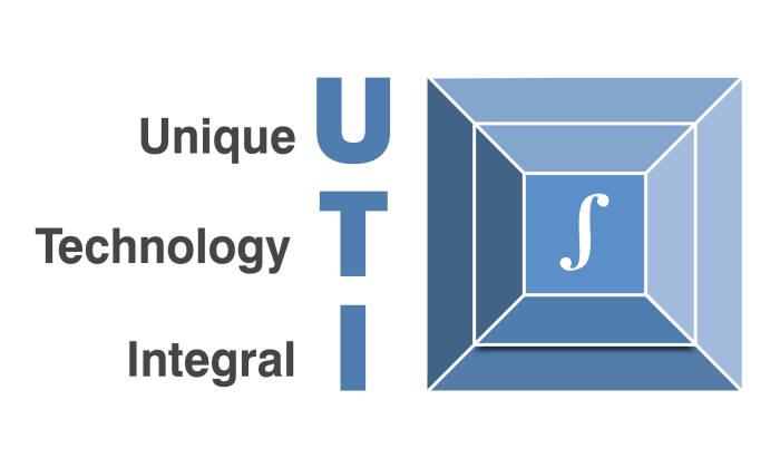 유티아이 회사 CI