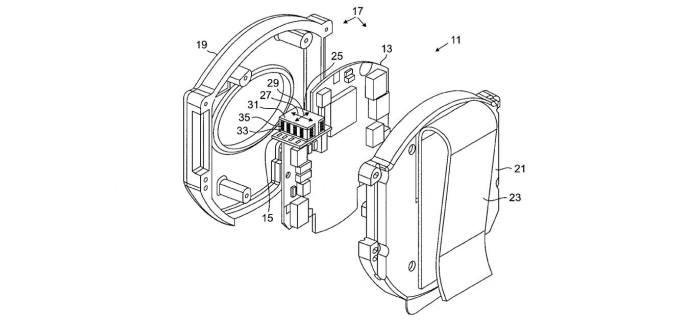 닌텐도 위 특허침해소송에서 침해 주장된 아이라이프의 특허(US6307481) / 자료: 미국 특허청