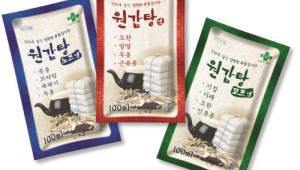 녹십자, 양·한방 복합 감기약 '원감탕' 출시