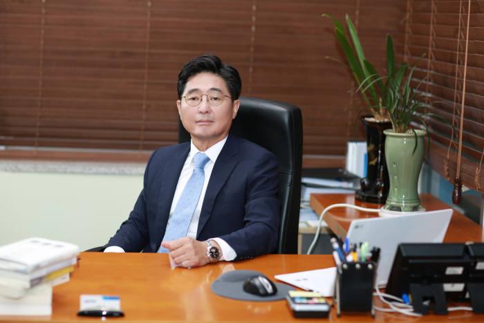 임기수 지엔텔 대표.