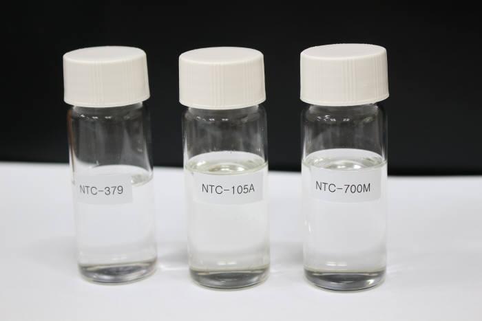 나노테크는 친환경 산업용 세척제 'NTC'를 개발, 삼성전자 협력사에 납품한다고 6일 밝혔다.(사진=나노테크)