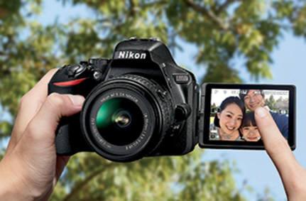 '아빠 카메라'로 이름을 알린 니콘 D5500 이미지