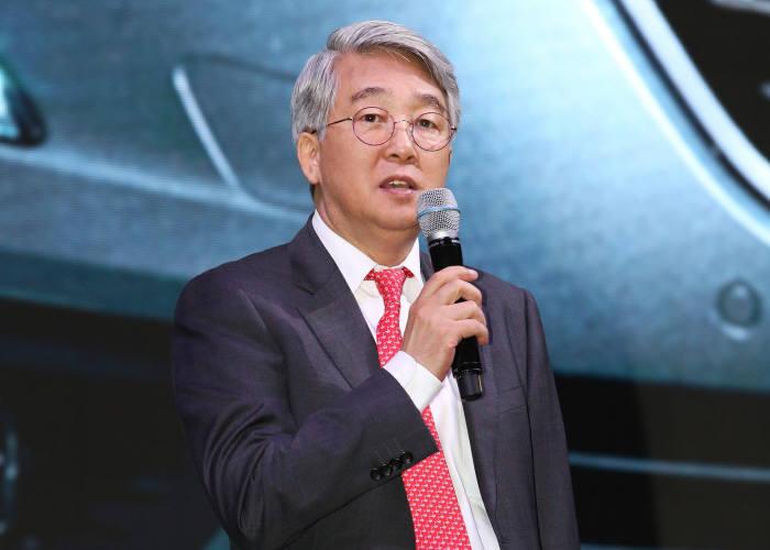 박동훈 르노삼성자동차 사장.