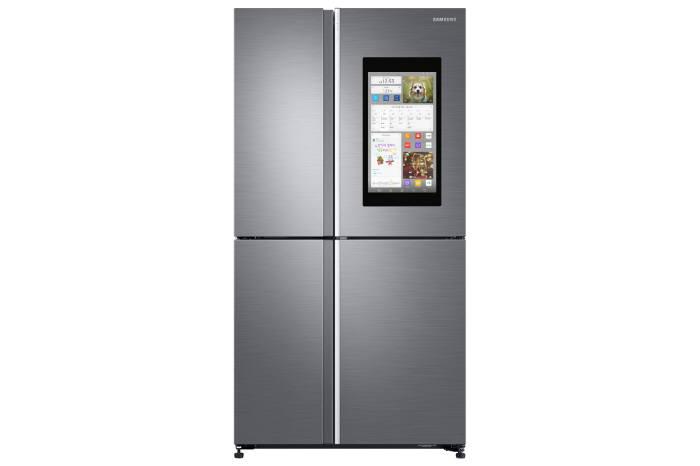 삼성전자, 수납 편리성 높인 5도어 냉장고 H9000 출시
