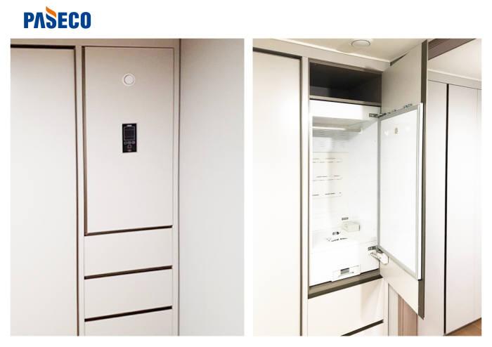 파세코 빌트인 의류관리기, 재개발 아파트 및 뉴타운 단지 '입성'