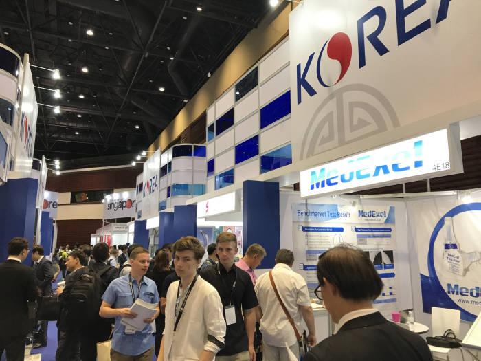한국의료기기공업협동조합, '태국 국제의료기기 전시회' 참가