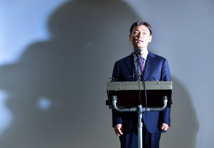 박성진 중소벤처기업부 장관 후보자