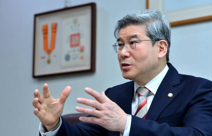 김성태 국회의원.(사진=전자신문DB)