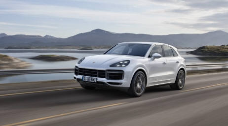 포르쉐, '911 스포츠카' 풀체인지 모델 '3세대 신형 카이엔' 공개