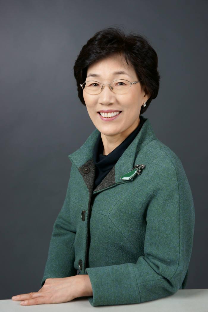 박현애 전 세계의료정보학회장(서울대간호대 교수)