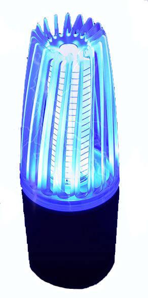 휴대용 해충 퇴치 램프