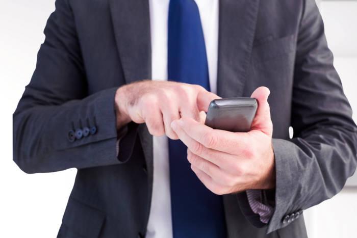 스마트폰에 악성앱 설치가 늘었다. GettyImages