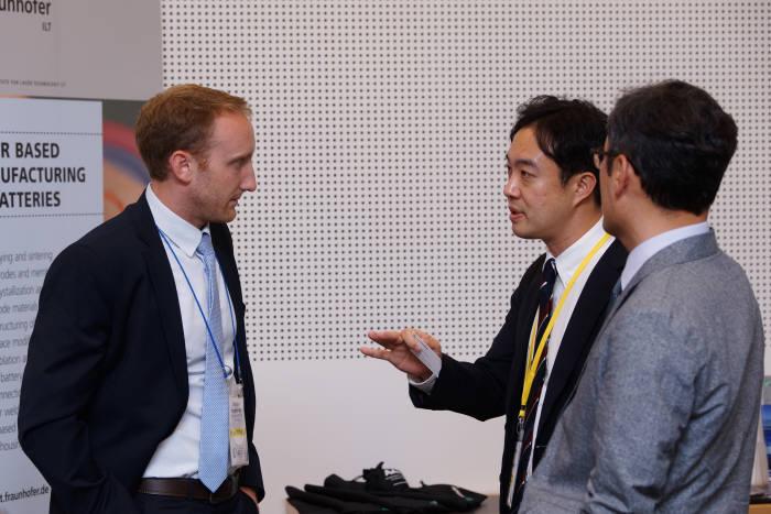 한국산업기술평가관리원, 독일 WPM-GP 2017에서 소재기술 협력 논의